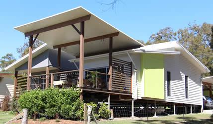 Bay Islands Designs house design